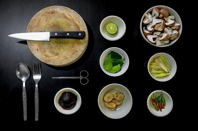 příprava pokrmu