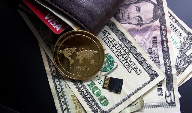 dolarovky pod peněženkou