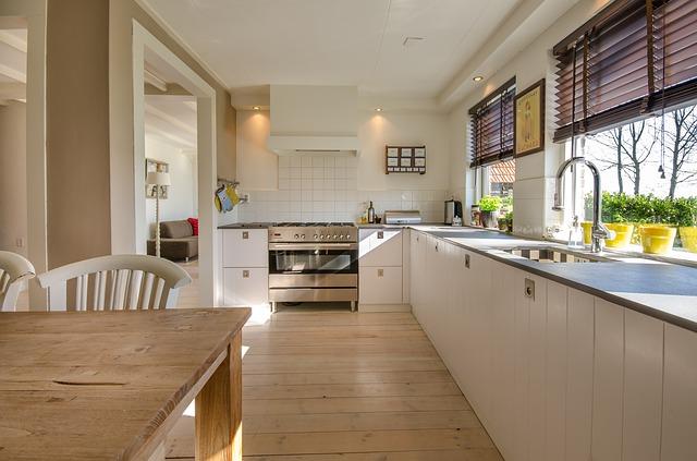 kuchyňské vybavení