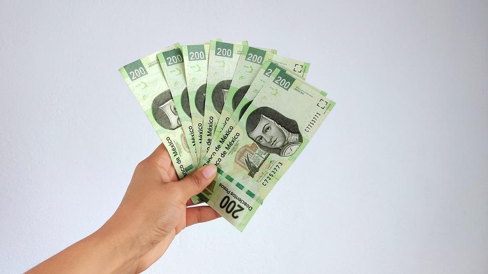 mexická měna